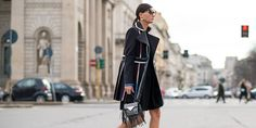 Milan Fashion Week Fall/Winter 2015-2016  #streetstyle #GiovannaBattaglia #Milan #MFW