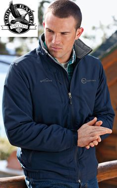 EddieBauer Mens Full-Zip Fleece Jacket corporate custom