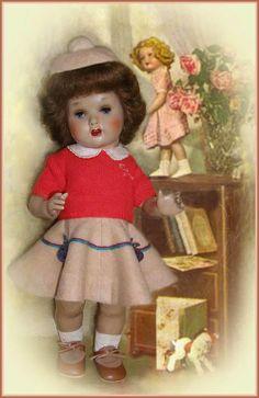 Muñecas AMAVIB ... Momentos de Mariquita Pérez Doll Display, Plastic Doll, Vintage Dolls, Harajuku, Composition, Summer Dresses, Outfits, Collection, Fashion