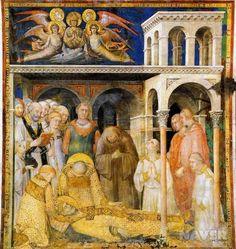 성 마르틴의 죽음