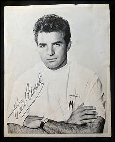Ben Casey - wow, he was always so tall, dark, handsome and moody!  The conflict was always there...Ben Casey or Dr. Kildare!