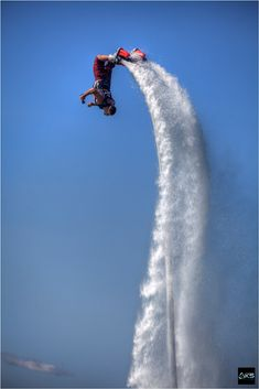 ♂  extreme sports and adventure FLYBOARD