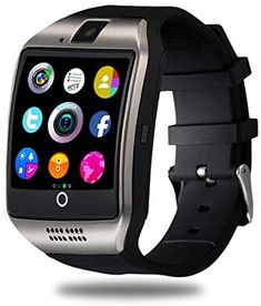 Technology Articles, Technology Gadgets, Ios Phone, Android Phones, Notification App, Bluetooth Watch, Simple Mobile, Gadget Review, Thing 1