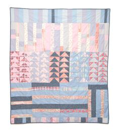 Gina & Leah Quilt by leahgoren on Etsy
