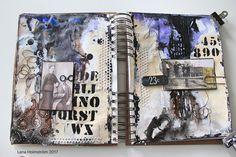 Art Journal- Back in time