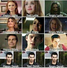 Stydia And Teen Wolf ❤️ lol derek Stiles Teen Wolf, Teen Wolf Mtv, Teen Wolf Boys, Teen Wolf Dylan, Teen Wolf Cast, Teen Wolf Stydia, Teen Wolf Memes, Teen Wolf Quotes, Teen Wolf Funny