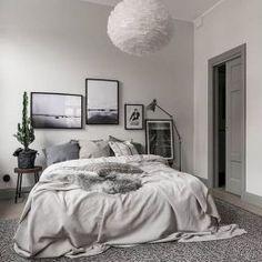 Best Scandinavian Bedroom Decor Ideas (42)