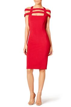 Rent Veda Sheath by Cushnie Et Ochs for $250 only at Rent the Runway.