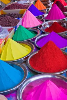 #Holi Special - Splash of red! Color your palate, red! Red foods are known to promote heart health and boost immunity.