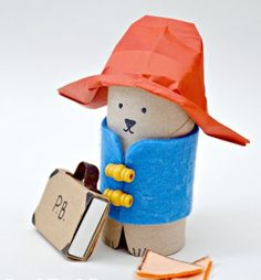 Paddington-Bear-Crafts-TP-Roll-Bear-Matchbox