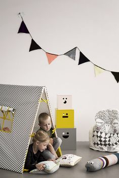 Very cool tent for your kids' room or playroom – Cool Play Tent by Ferm Living a… – Kids Rugs Playroom Childrens Play Tents, Kids Tents, Cool Tents, Dog Cushions, Decoration Design, Baby Kind, Nursery Neutral, Kid Spaces, Kids Decor