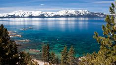 High-altitude Tahoe (6,225 feet) is nirvana for skiing, snowboarding and other cold-weather sports.