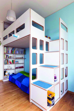 Recent ikea bunk bed child made easy Bunk Beds Canada, Bunk Beds Uk, Ikea Bunk Bed, Bunk Beds For Girls Room, Bunk Bed With Desk, Bunk Beds With Storage, Wood Bunk Beds, Teen Girl Rooms, Kids Bedroom