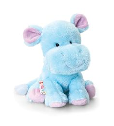 Keel Pippins Hollie the Hippo Soft Toy 14cm