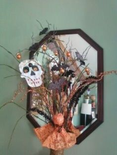 House of Gall-Cute Halloween collection of seasonal non traditional florals. Get decorating.
