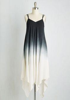 Radiant Gradients Dress