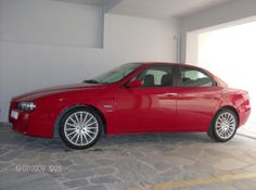 Dimitris Athanasiou takes pride on his Alfa Alfa Romeo 156, Alfa Romeo Cars, Greece, Classic Cars, Automobile, Pride, Museum, Vehicles, Autos