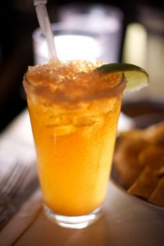 Michelada - 9 Beer Cocktails You Should Probably Try This Summer