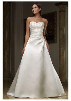 Gorgeous Wedding Dress  Sweetheart Neckline Wedding Dress