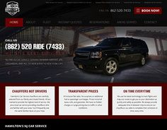 """Check out new work on my @Behance portfolio: """"Hamilton`s Car Services"""" http://be.net/gallery/37027223/Hamiltons-Car-Services"""