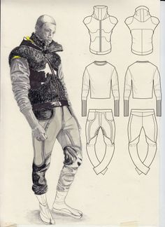 menswear fashion portfolio - Google Search
