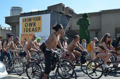 London Nude Cycle by eGuide Travel   Flickr - Photo Sharing!