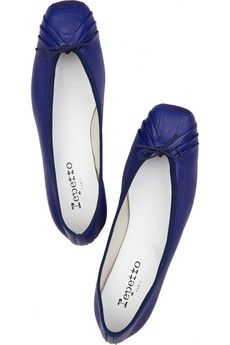Repetto ballet flats.  The best in the world.