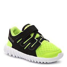Reebok Twistform Alt Sneaker Black/Neon Yellow Size 8.5 *** See this great product.
