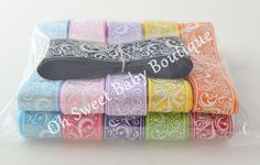 Original Fancy Swirl Collection-