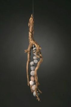Buy x Driftwood Sitting Mermaid Wall Decoration: Wall Sculptures - ✓ FREE DELIVERY possible on eligible purchases Rock Sculpture, Driftwood Sculpture, Driftwood Art, Ribbon Sculpture, Wall Sculptures, Stone Crafts, Rock Crafts, Deco Nature, Driftwood Projects