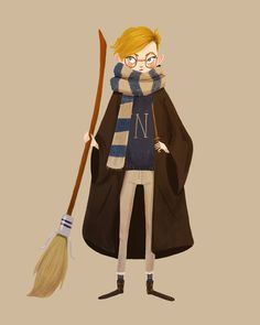 "nanlawson: "" My Hogwartsona. Ravenclaw from head to toe. Harry Potter Artwork, Harry Potter Drawings, Harry Potter Books, Harry Potter Fandom, Harry Potter Universal, Harry Potter World, Ravenclaw, Harry Potter Collection, Children's Book Illustration"