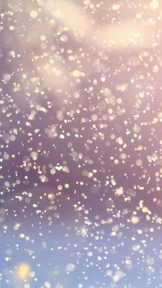 Beautiful Snowflakes. Merry Christmas! Snowing iPhone wallpapers bokeh. Tap to see more iPhone backgrounds! - @mobile9