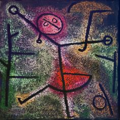 Paul Klee: Dancing Girl