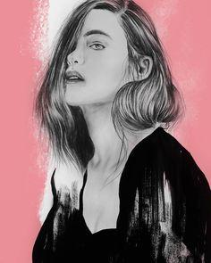 By Tantowi Gilang Pratikto sketching❌ #crop #sketch - - - - - #illustration #artwork #pencil #drawing #mood #vsco #vscocam #fashionillustration #portrait #ink #blackandwhite #art #fashionsketch #hairstyle