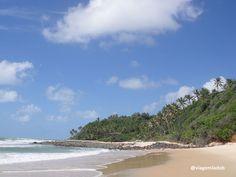 Praia do Giz / Praia de Pipa - Brazil