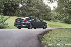 Road Test - Honda Civic 1.5 VTEC Turbo (A) | Photo Gallery - sgCarMart