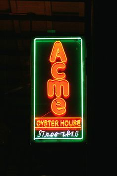 Acme Oyster House in The French Quarter ~ New Orleans, Louisiana