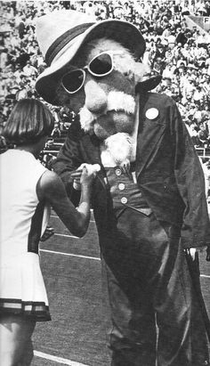 vintage ole miss rebel mascot - Google Search