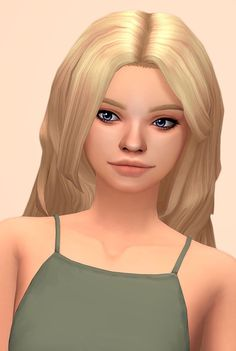 BUTTERSCOTCHSIMS: Daffodil Hair Teen-Elder Females Base game compatible All 18 EA Colors No hat chop Recolors/Retextures allowed but please don't include the mesh Don't re-upload or claim as your own Pelo Sims, Female Base, Sims4 Clothes, Sims 4 Characters, Sims 4 Toddler, Hair Pack, Sims 4 Mm, Sims Hair, Sims 4 Cc Finds