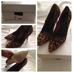 "Selling this ""Banana Republic Leopard Garrah Pump"" in my Poshmark closet! My username is: _theechanel. #shopmycloset #poshmark #fashion #shopping #style #forsale #Banana Republic #Shoes"