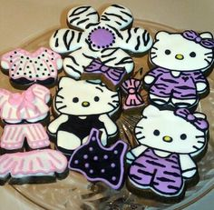 Hello Kitty zebra