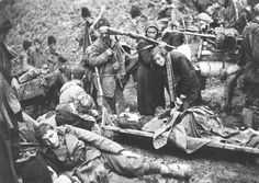 The story of the Valley of Heroes | Balkan war history