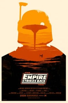 The Empire Strikes Back Olly Moss.