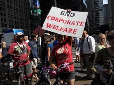 Calculating the Real Cost of Corporate Welfare