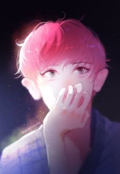 CHANYEOL FANART omg this is glorious