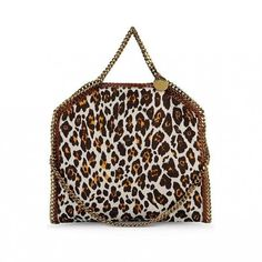 Handbag Falabella animalier