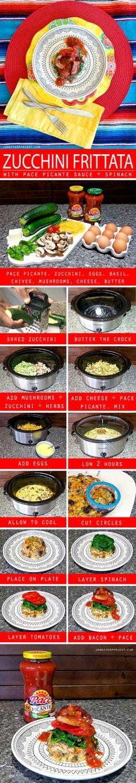 Lunch today: Zucchin