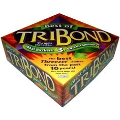 Best of Tribond Board Game Patch