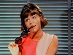 Sally Field, her warm undertones are subtle, but they're there! On the 60's tv show Gidget.