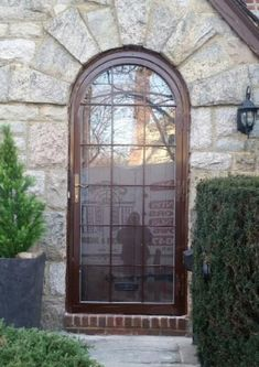 This Arched Entrance is so Stunning!!